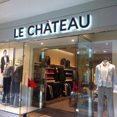 Le Chateau shop